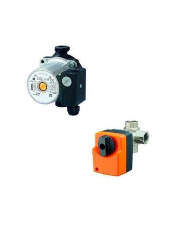 Комплект насос-смеситель KWL-PMA 250