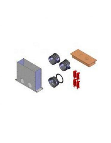 Коробка напольная FRS-MBK 2-75