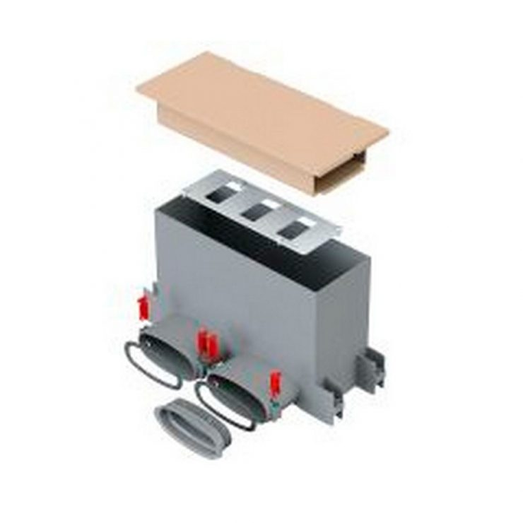 Коробка FRS-WBK 2-51