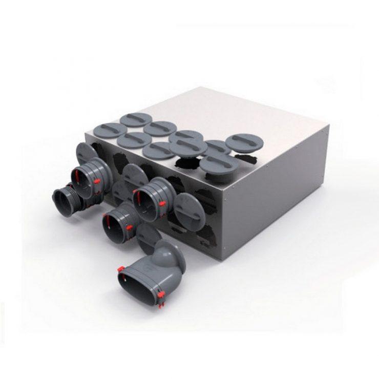 Коробка FRS-VK 10-75/160