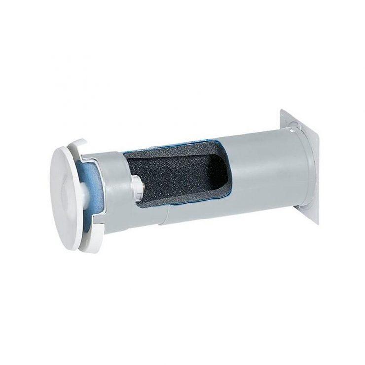 Приточный клапан ZLA 160